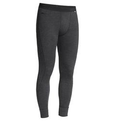 Underwear Longpants  LONGS WOOL  Gray