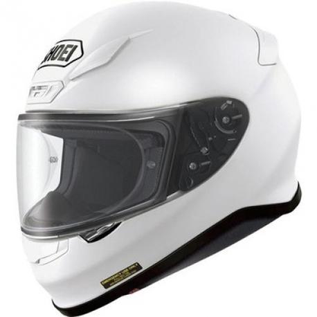 Shoei NXR white