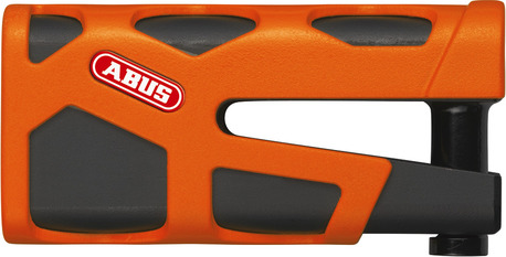 ABUS Skivbromslås 77 Granit Sledg Grip orange