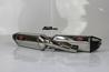 YOSHIMURA R77 SLIP-ON SS/SSCF TIP DUAL GSXR1000 09-