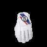 Five handske Texas, vit/blå M